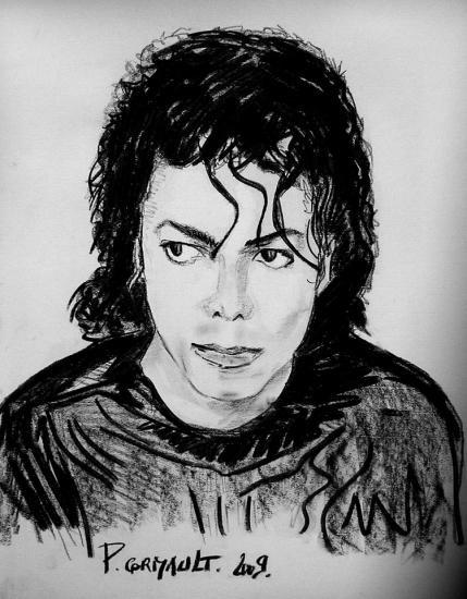 Michael Jackson por Philippe